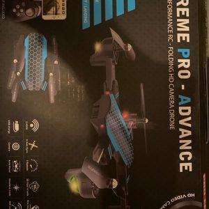 Extreme pro-advance drone
